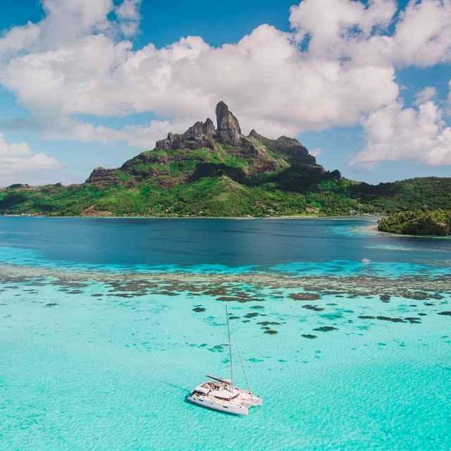 Voyage combiné Nouvelle-Calédonie et Polynésie Française - Polynésie Française, Bora Bora