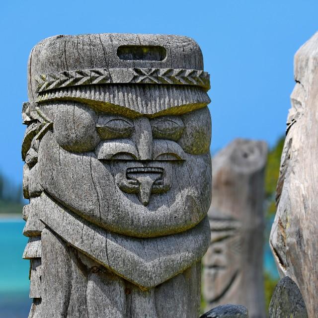 Voyage en Nouvelle Calédonie - Reflets calédoniens - Totem Ile des Pins