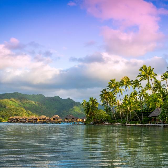 Séjour à la carte Tahiti et ses îles - Tahaa