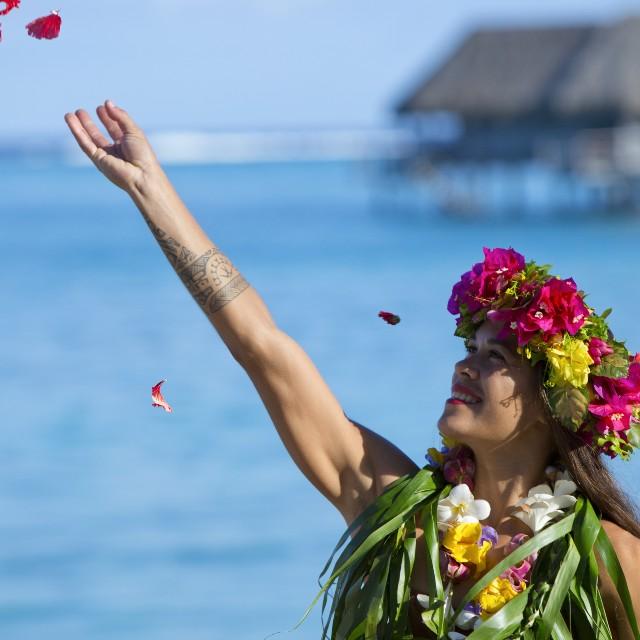Voyage à la carte en Polynésie Française - Polynésie Enchanteresse - Polynésienne à Moorea
